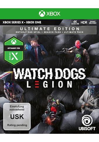 Watch Dogs: Legion Ultimate Edition Xbox One kaufen