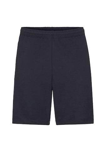 Fruit of the Loom Shorts »Herren Jogging- /, leicht« kaufen