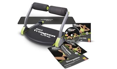 Wonder Core Smart® Ganzkörpertrainer »Wonder Core Smart« (Set, mit Trainings - DVD, mit Trainings -  und Ernährungsplan, inkl. Unterlegmatte) kaufen