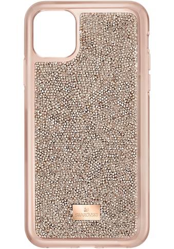 Swarovski Smartphone - Hülle »Glam Rock Smartphone Schutzhülle mit integriertem Stoßschutz, iPhone® 11 Pro Max, roségoldfarben, 5536651« kaufen