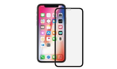 XLAYER Schutzfolie »Displayschutz Glass 3D Curved iPhone (XS Max) Clea« kaufen