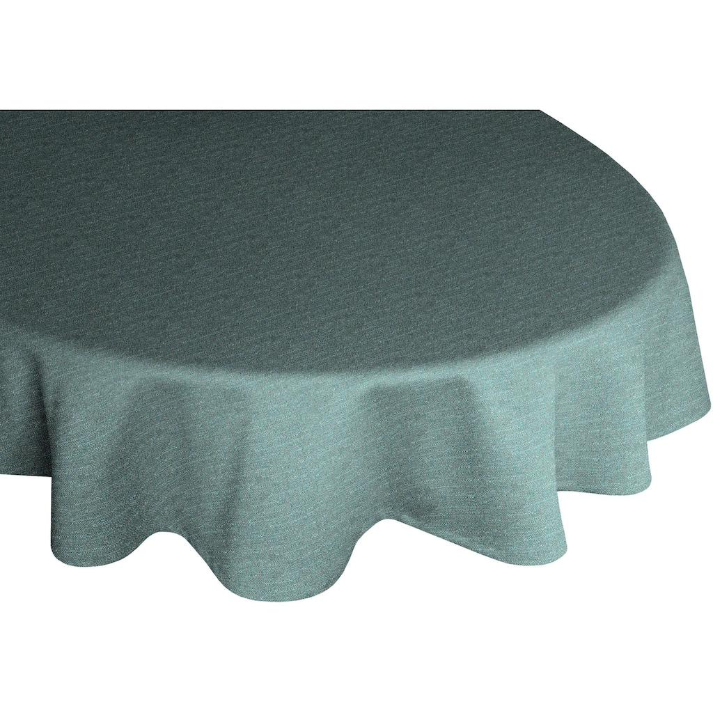 Wirth Tischdecke »TORBOLE«, oval