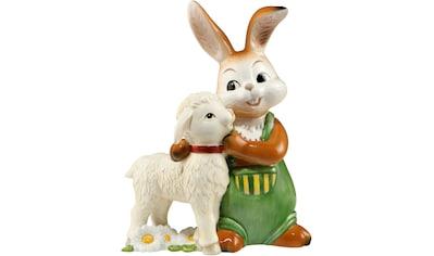Goebel Sammelfigur »Du bist aber kuschlig«, Osterhase kaufen