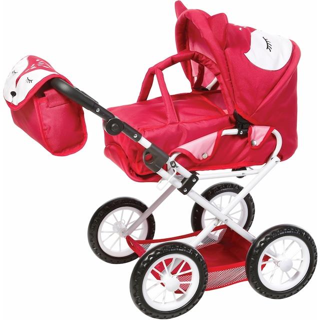 "Knorrtoys® Kombi-Puppenwagen ""Ruby Foxx"""
