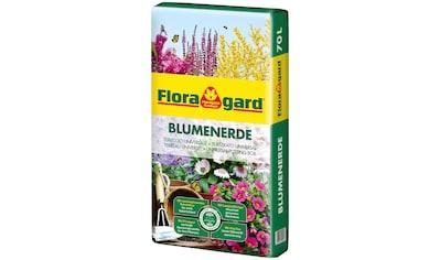 Floragard Blumenerde, 1x70 Liter kaufen