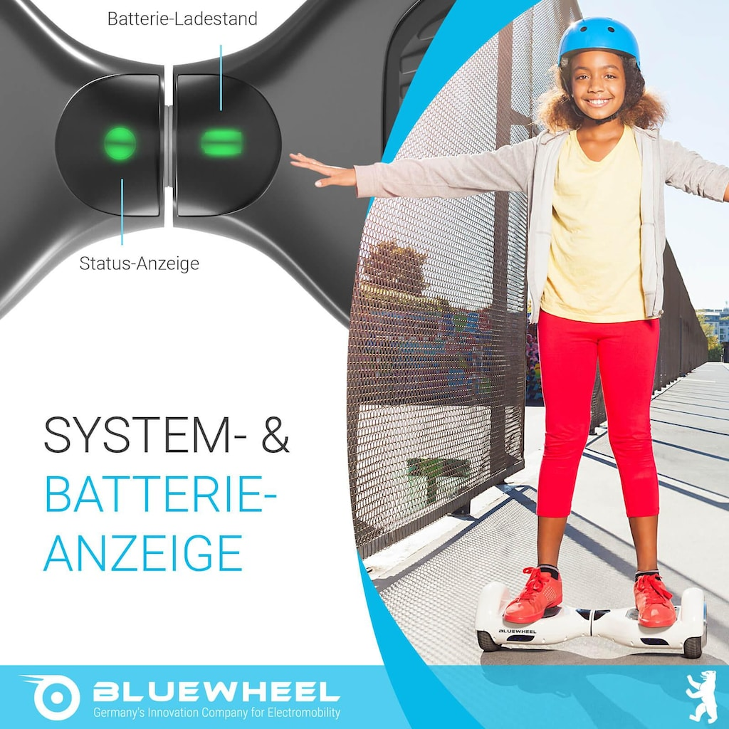Bluewheel Electromobility Hoverboard »HX310s«
