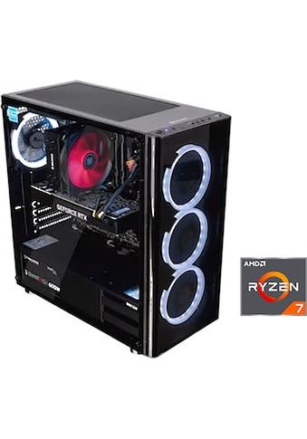 CAPTIVA »G19AG 19V1« Gaming - PC (AMD, Ryzen 7, RTX 2080 SUPER, Luftkühlung) kaufen