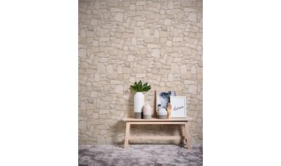 A.S. Création Papiertapete »Il Decoro in Naturstein Optik«, gemustert kaufen