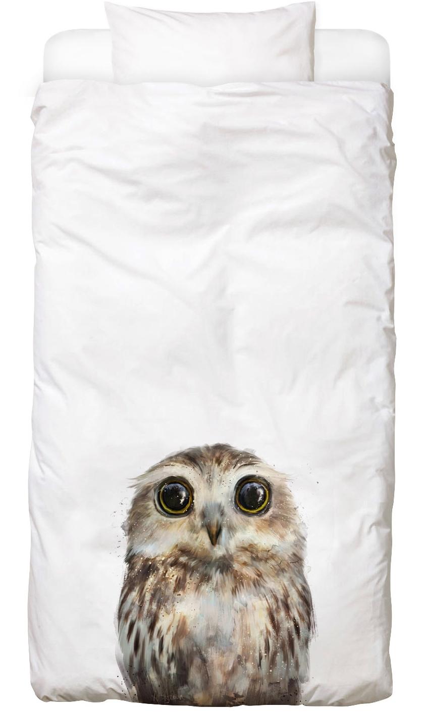 Bettwäsche Little Owl Juniqe