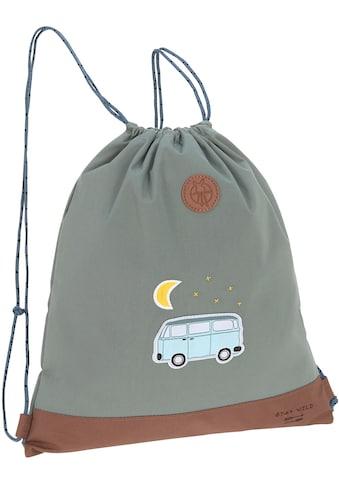Lässig Turnbeutel »Mini String Bag Adventure Bus« kaufen