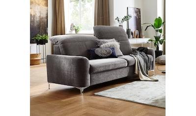 Places of Style 3-Sitzer »Benicia«, mit manueller Kopfteilverstellung, auch in... kaufen