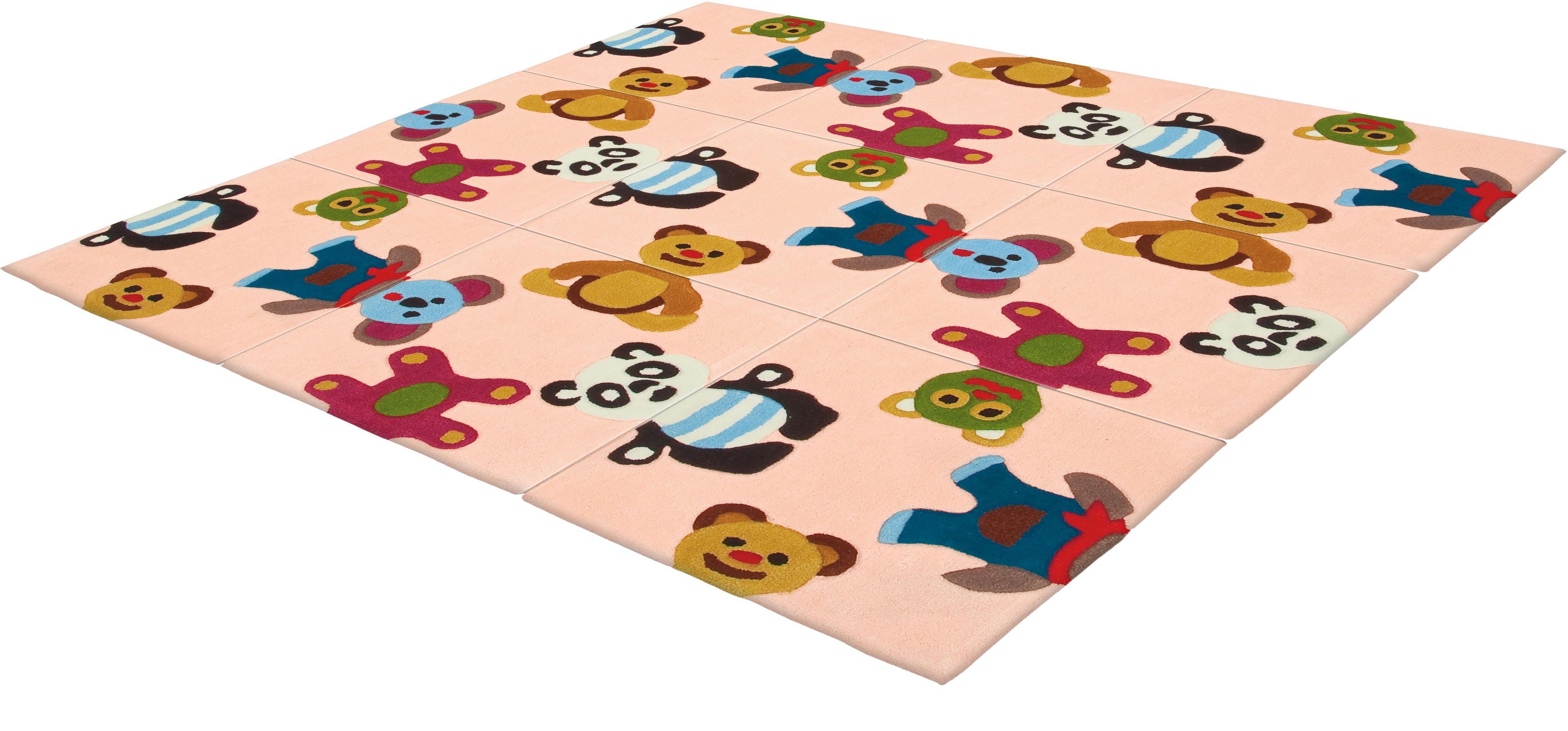 Kinderteppich Joy 4110 Arte Espina rechteckig Höhe 16 mm handgetuftet