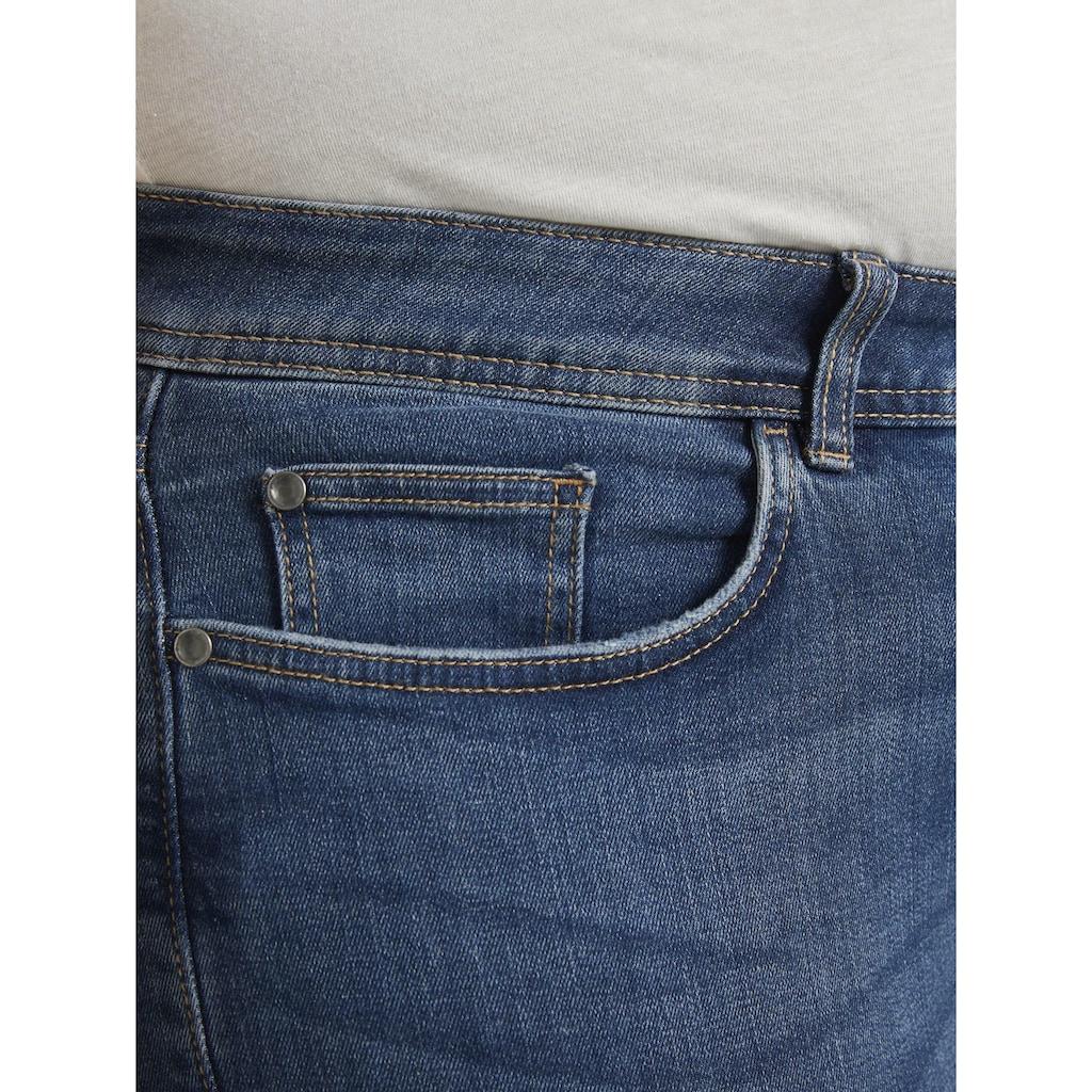 TOM TAILOR MY TRUE ME Caprijeans »Curvy - Slim Fit Capri Jeans«