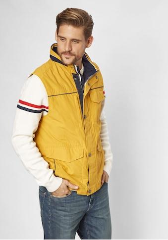S4 Jackets klassische, wasserabweisende Weste kaufen