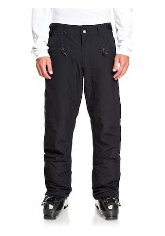 Quiksilver Snowboardhose kaufen