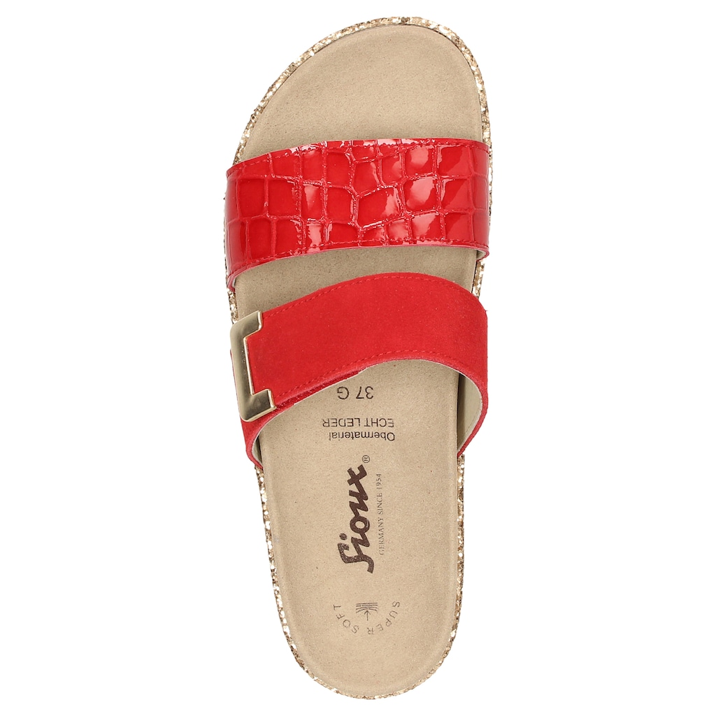 SIOUX Pantolette »Ingemara-704«