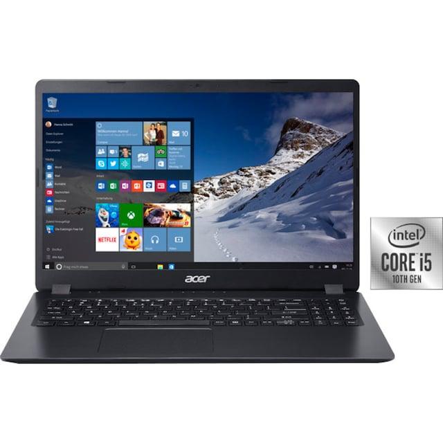 Acer Aspire 3 Notebook (39,62 cm / 15,6 Zoll, Intel,Core i5, - GB HDD, 256 GB SSD)