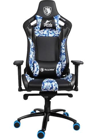 Sades Gaming-Stuhl »SADES Dorado SA-AD7 Gaming-Stuhl schwarz/camouflage« kaufen