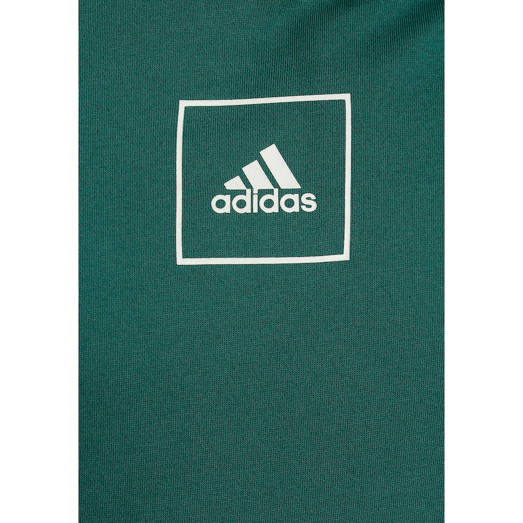 adidas Performance Kapuzensweatshirt »MEN HOODIE«