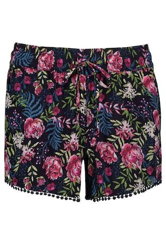 Fresh Made Shorts, mit Alloverprint kaufen