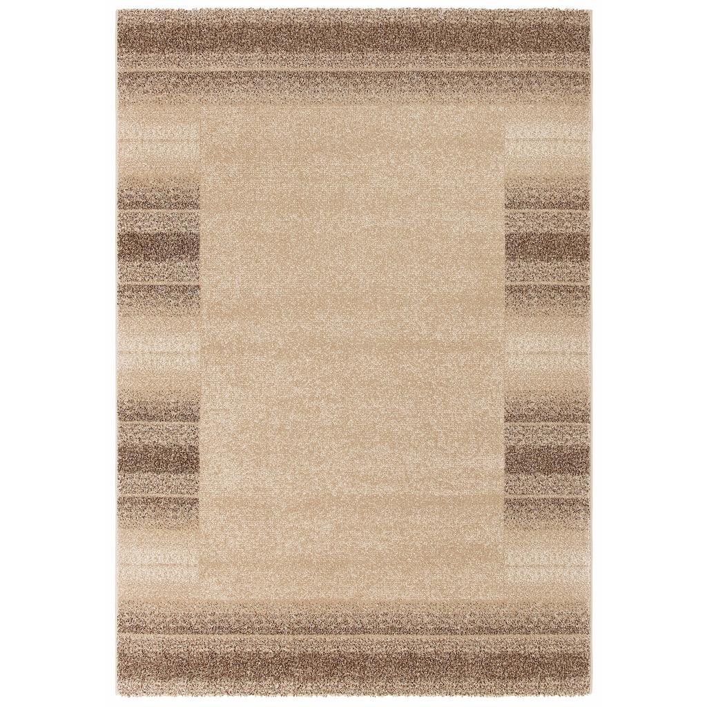 my home Teppich »Oriol«, rechteckig, 13 mm Höhe, mit Bordüre, Wohnzimmer