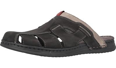 Rohde Pantolette »Nubukleder« kaufen