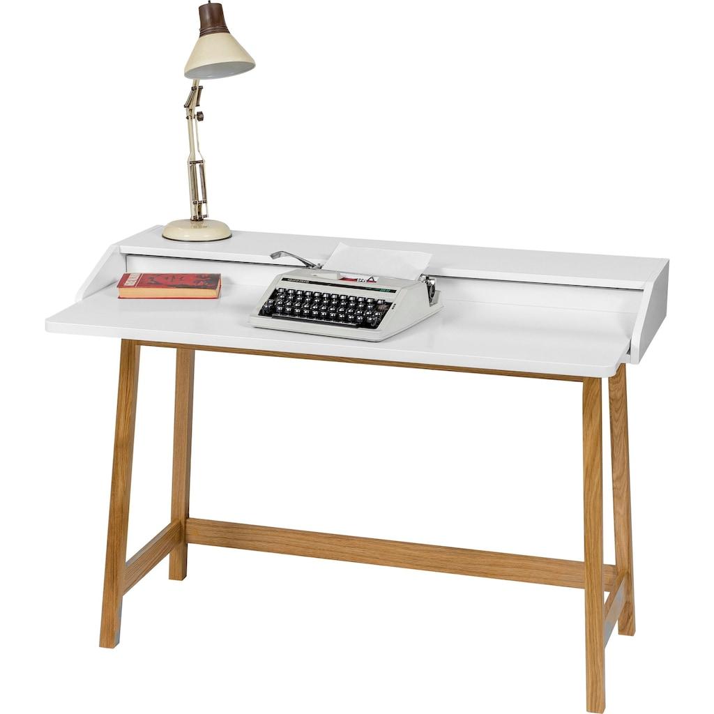 Woodman Konsolentisch »St. James«, Home Office Schreibtisch, Laptoptisch