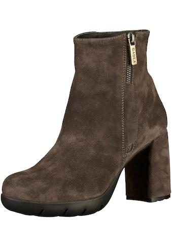 GADEA High-Heel-Stiefelette »Leder« kaufen