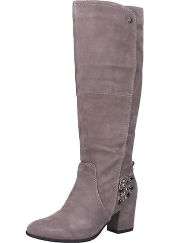 Be Natural Stiefel »Veloursleder« kaufen