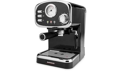 Gastroback Espressomaschine 42615 Design Basic kaufen