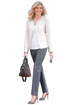 Classic Basics Blazer in eleganter Bouclé Optik online shoppen | BAUR