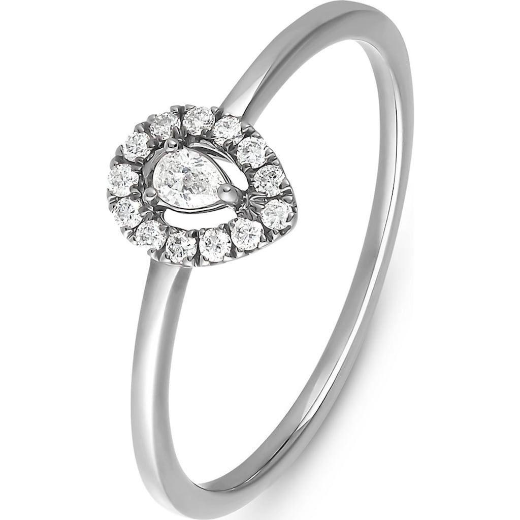 CHRIST Diamantring »32011874«
