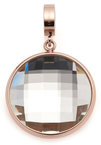 LEONARDO Charm-Einhänger »Delicato Clip&Mix, 018761«, mit Glasstein kaufen