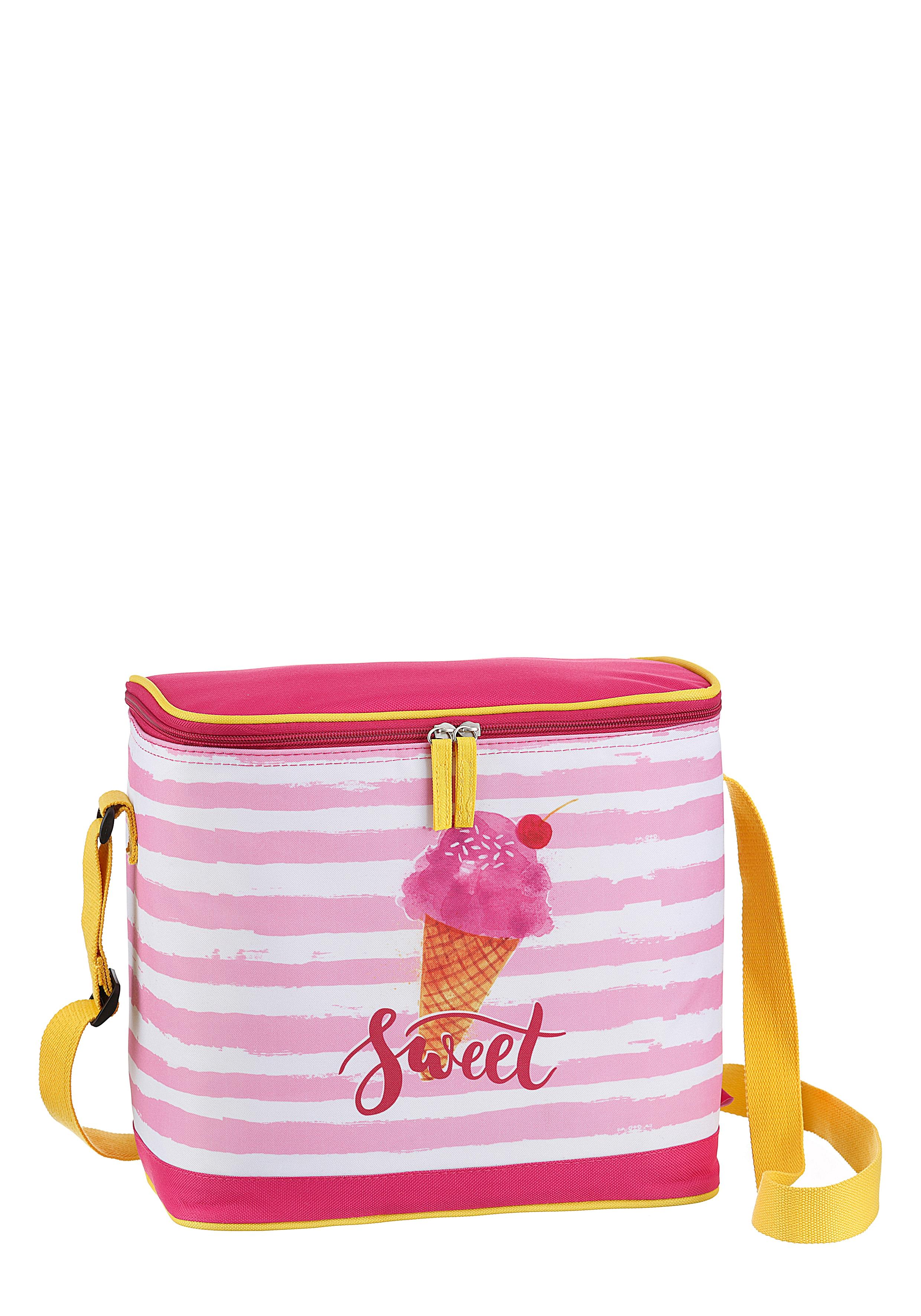 fabrizio -  Strandtasche, Kühltasche mit Kühlfach, perfekt für den Strand