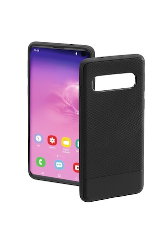 """Hama Cover """"Shield"""" für Samsung Galaxy S10, Schwarz »Smartphone - Cover« kaufen"""