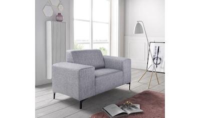 andas Sessel »Diva2«, mit edlen Metallfüßen kaufen
