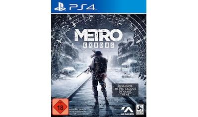 Metro Exodus Day One Edition PlayStation 4 kaufen
