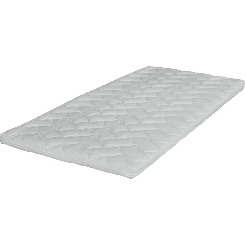 Breckle Matratzenauflage, mit Gelschaum
