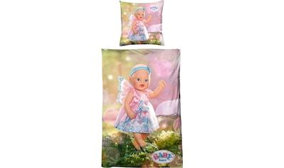 Baby Born Kinderbettwäsche »Fee«, mit Digitaldruck kaufen
