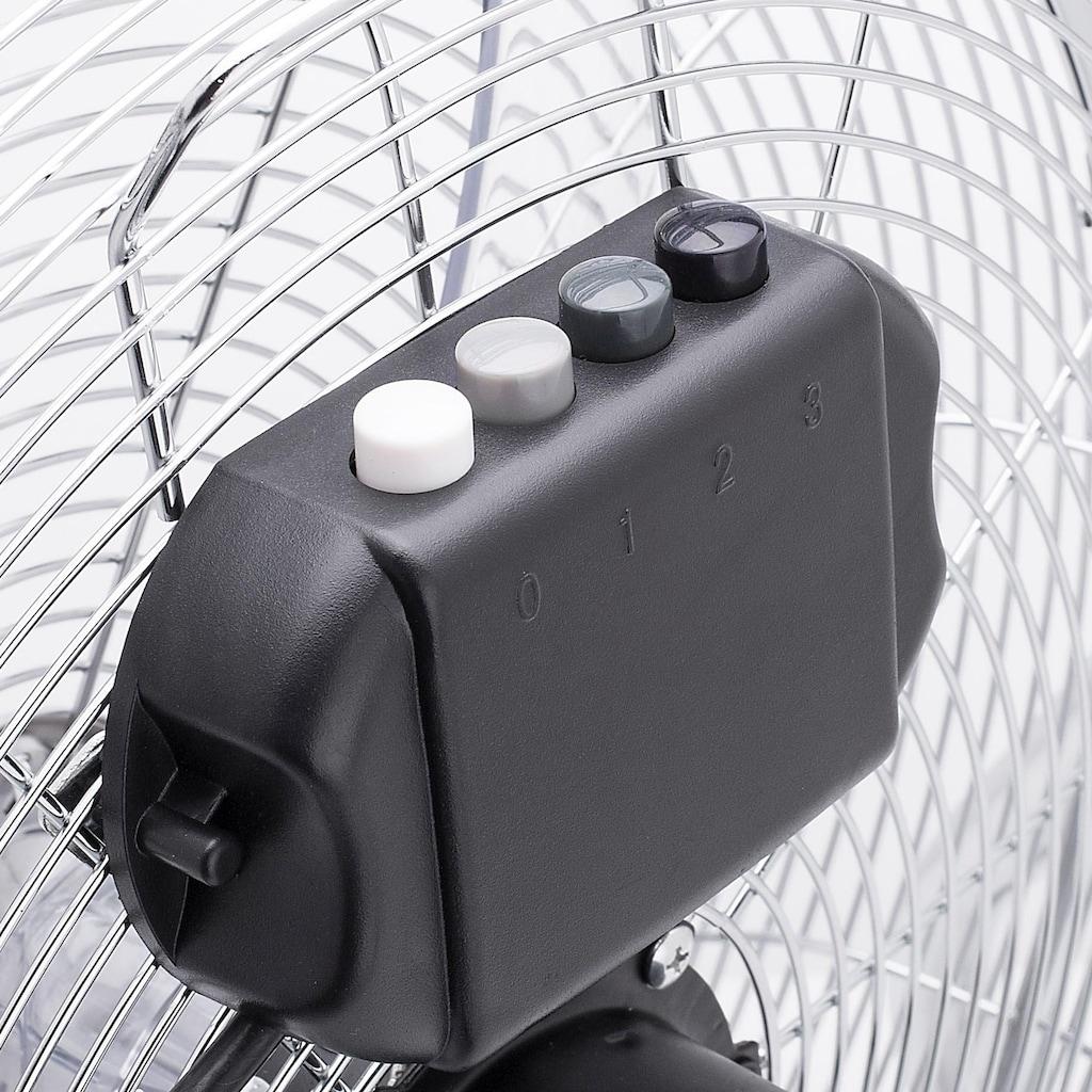 Tristar Bodenventilator »VE-5885«, stabiler Metallrahmen