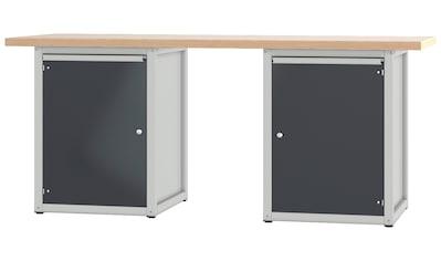 PADOR Werkbank »41 S 4.0.41 S 4«, Höhe/Länge: 85,5x200 cm kaufen