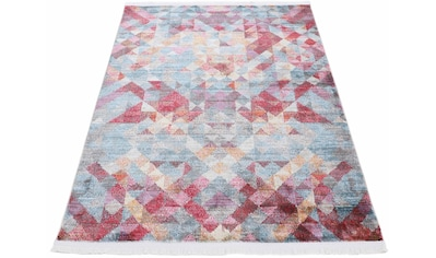 carpetfine Teppich »Lori«, rechteckig, 7 mm Höhe kaufen