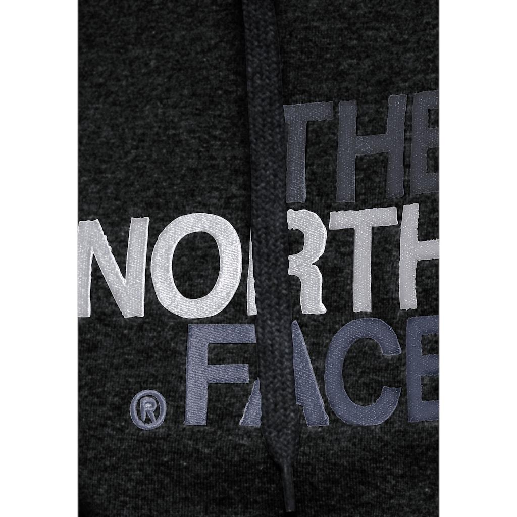 The North Face Kapuzenpullover »DREW PEAK«, Großer Logo-Print
