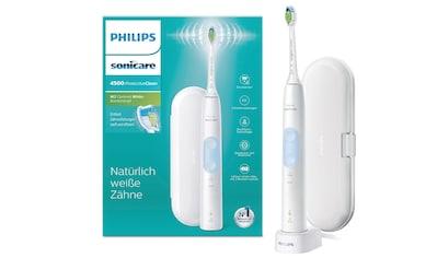 Philips Sonicare Schallzahnbürste HX6839/28 ProtectiveClean 4500, Aufsteckbürsten: 1 Stk. kaufen