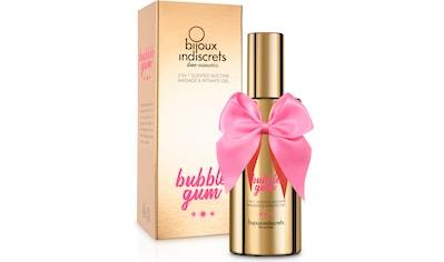 Bijoux Indiscrets Gleit- und Massagegel »Bubble Gum«, mit betörendem Duft kaufen