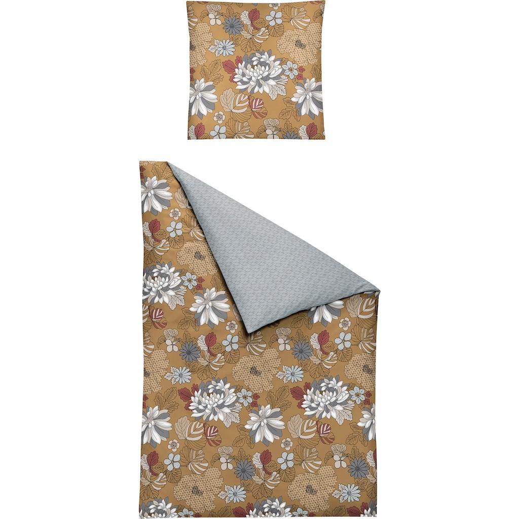 Irisette Wendebettwäsche »Eos 8788«, mit floralem Dessin