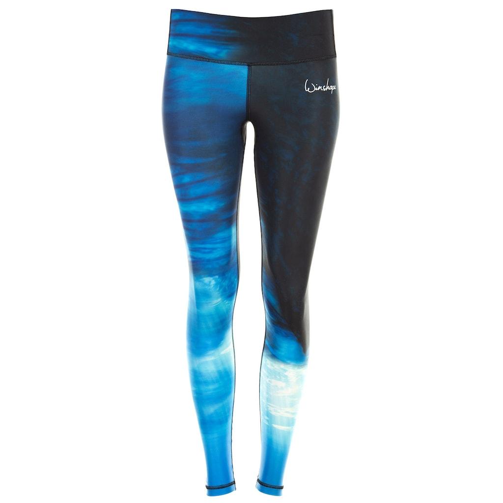 Winshape Leggings »AEL102-Water«, mit leichtem Kompressionseffekt