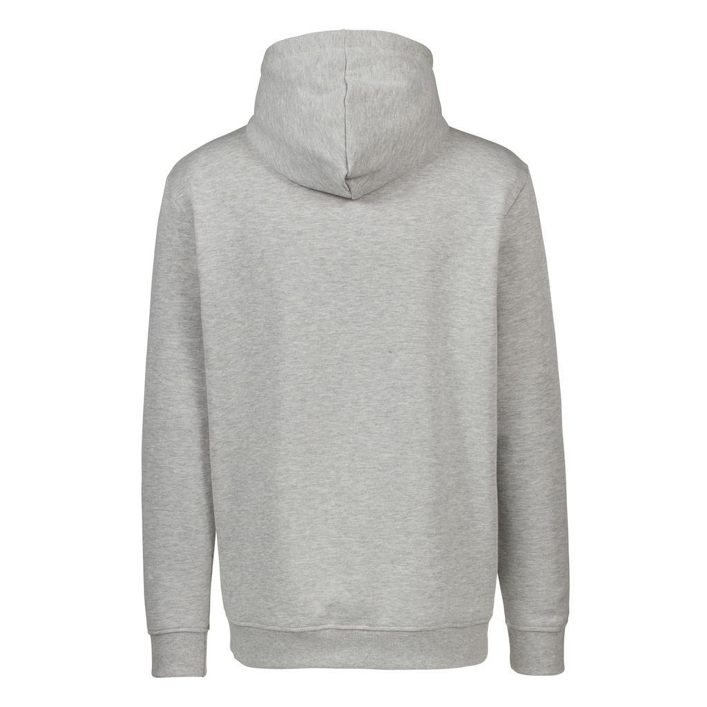 Virtus Kapuzensweatshirt »Mat Melange«, im angesagten Look