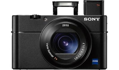 Sony »DSC - RX100 VA« Kompaktkamera (Carl Zeiss Vario Sonnar T*, 20,1 MP, NFC WLAN (Wi - Fi)) kaufen