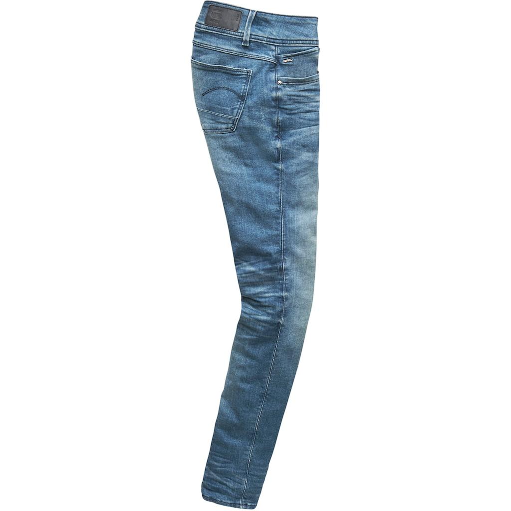 G-Star RAW Skinny-fit-Jeans »Lynn Mid Waist Skinny«, moderne Version des klassischen 5-Pocket-Designs